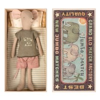 Maileg Boy Mouse in a Box Stuffed Animal   Nordstrom