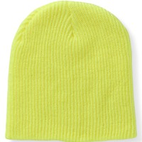 Solid Knit Hat