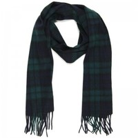 Herring shoes | Herring Clothing | Herring Black Watch Tartan Scarf at Herring Shoes