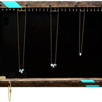 Long Stripe Jewelry Organizer