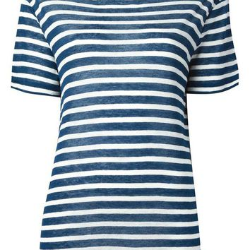 ONETOW T By Alexander Wang striped T-shirt