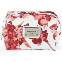Liz Claiborne Print Canvas Cosmetic Bag : handbags : handbags + accessories : jcpenney