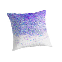 'winter dream' Throw Pillow by Marianna Tankelevich
