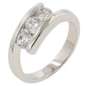 Classic Audrey Ring (size: 10) (pack of 1 ea)