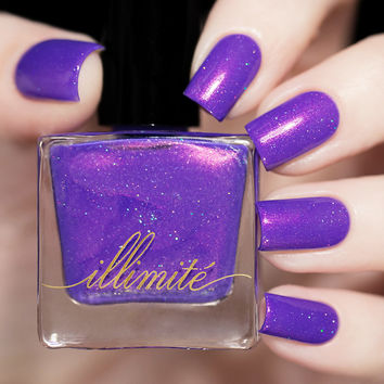 illimité The Sweetest Sin Nail Polish
