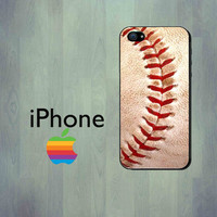 iPhone 5 Case - Vintage Baseball- iPhone 4 Case or iPhone 5 Case - Available for iPhone 4 4S or 5 Hard Cover Case