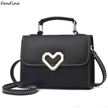 FanFine Luxury Handbags Women Bags Designer Crossbody ladies Small Messenger bag Shoulder Bag Bolsa Feminina sac a main