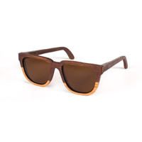 Capital Bonnie / Clyde Sunglasses - Two-tone (Polarized Lenses) from RGB shop+gallery