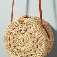 Rina Crocheted Crossbody Bag