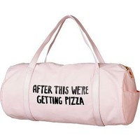 ban.do Getting Pizza Gym Bag