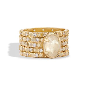 Reya Stackable Ring Set | Rings | Kendra Scott Jewelry