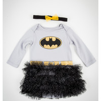 Batgirl Infant Tutu Set