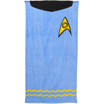 Star Trek - Spock Cotton Bath Towel