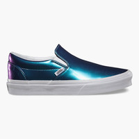 VANS Patent Leather Classic Slip-On Womens Shoes 248305200 | Sneakers