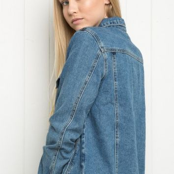 CORIANNE DENIM JACKET