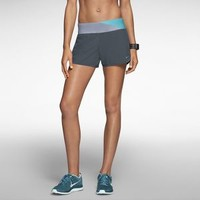 "The Nike 4"" Rival Stretch Woven Women's Running Shorts."