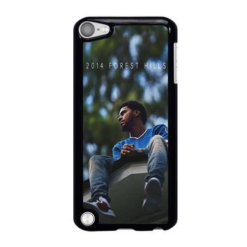 J. COLE FOREST HILLS iPod Touch 5 Case Cover