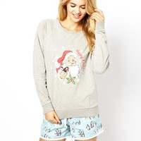 Cath Kidston Father Christmas Sweater