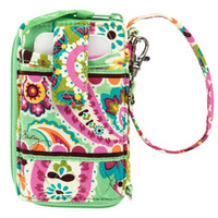 Vera Bradley Tutti Frutti Carry It All Wristlet from Elizabeth's Embellishments