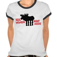 Real Women Hunt Moose