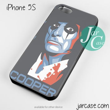 Cooper Phone case for iPhone 4/4s/5/5c/5s/6/6 plus