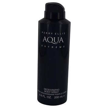 Perry Ellis Aqua Extreme Cologne By Perry Ellis Body Spray FOR MEN