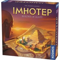 Imhotep: Builder of Egypt - Tabletop Haven