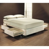 Seahawk Designs Sto-A-Way Two Drawer Storage Bed