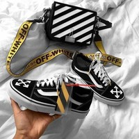 VANS OFF WHITE Fashionable casual shoes