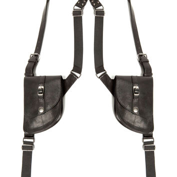 SUSPENDER BAG