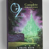 Oz: The Complete Collection Volume Two Hardcover