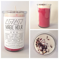 Sex Handmade Ritual Candle - Small