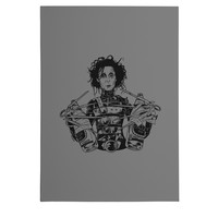 Edward 40 Hands Art Print