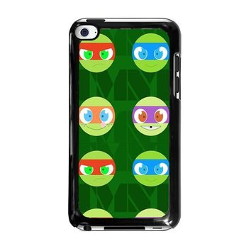 TEENAGE MUTANT NINJA TURTLES BABIES TMNT iPod Touch 4 Case Cover
