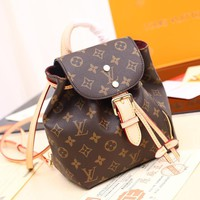 Kuyou Lv Louis Vuitton Gb29624 N44026 Sperone Bb Backpack