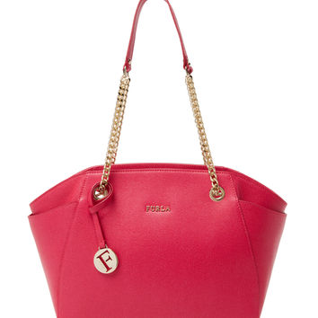 Furla Women's Julia Medium Tote - Pink