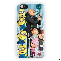 Despicable Me Minion Tv For iPhone 5 / 5S / 5C Case