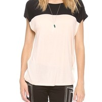 Lanston Colorblock Top | SHOPBOP