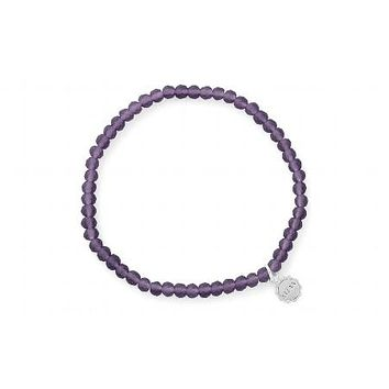 Knoxville Purple Bracelet