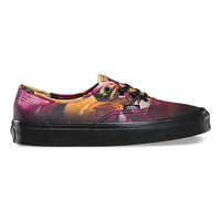 Ombre Floral Authentic | Shop Classic Shoes at Vans