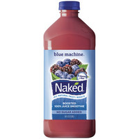 Walmart: Naked Juice Blue Machine Boosted 100% Juice Smoothie, 64 fl oz