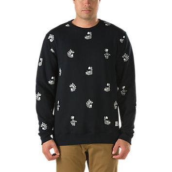 Disney Cheshire Crew Sweatshirt | Shop at Vans