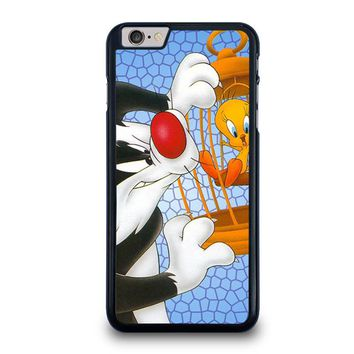 SYLVESTER AND TWEETY Looney Tunes iPhone 6 / 6S Plus Case Cover