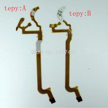 10PCS A or B?Control Aperture Flex Cable for Canon EF-S 18-55mm f/3.5-5.6 IS and 18-55mm f/3.5-5.6 IS II lens