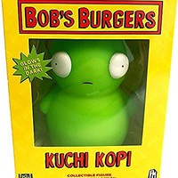 "Bobs Burgers Kuchi Kopi Glow in the Dark 5"" Vinyl Figure"