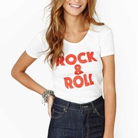 Bandit Rock & Roll Tee