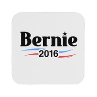 Bernie 2016 Text Coaster