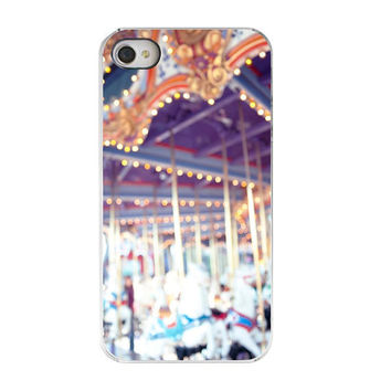 Summer Carnival IPhone CaseFerris Wheel by Maddenphotography