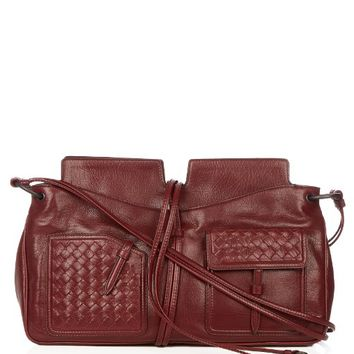 Intrecciato leather shoulder bag | Bottega Veneta | MATCHESFASHION.COM US