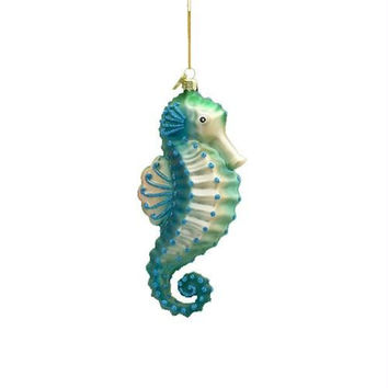 Christmas Ornament - Seahorse